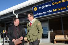 Damberg studerade Arvidsjaurs skola!
