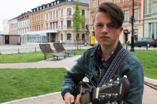 Ung filmare och musiker inbjuden till filmfestival i Grekland