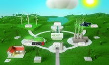 Gratisprogram från Linköping i styrprogram för tysk elproduktion
