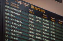 Ökat flygresande både inrikes och utrikes
