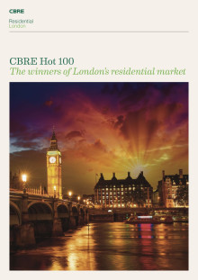 CBRE Hot 100: The Winners Of London's Residential Market