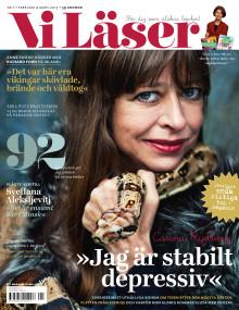 """Carina Rydberg: """"Jag kan inte leva ett normalt liv"""""""