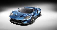 Ny Ford GT superbil med 600 HK redefinerer  aerodynamikk, EcoBoost og lav vekt