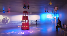 Det är STORM på M/S Museet för Sjöfart