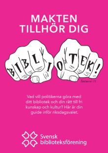Riksdagspartierna om bibliotek
