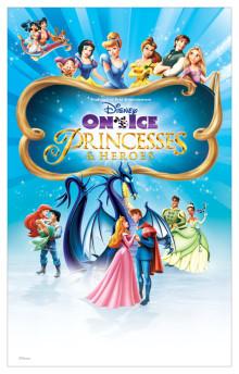 Disney On Ice - Sveriges största årligen återkommande evenemang för barnfamiljer. Premiär 3 januari kl 15.00 Ericsson Globe.