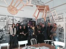 Marockanska designers på inspirerande studieresa med Svenskt Trä
