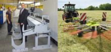 Cutting edge machinery gives a complete agriculture spring range