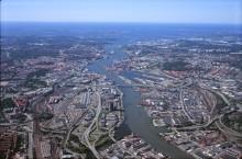 18-miljonersprojekt för smarta godstransporter i Göteborg