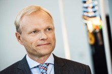 Pekka Lundmark utsedd till Fortums nye VD och koncernchef