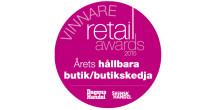 INDISKA utsågs till Årets Hållbara butik i Retail Awards 2015.