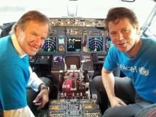 Idag flyger Norwegian ned ett fullastat plan med nödhjälp till Afrika