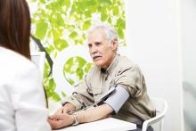 Testa blodtrycket gratis på Strokedagen