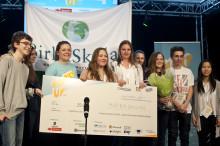 Birkaskolan på Ekerö vinnare av Next Up 2014!