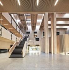 Martinsons levererade till Årets träbyggnad i Norge