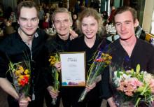 GONG vann Ung & Lovande 2015