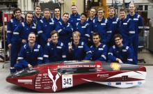 To norske lag i Shell Eco-marathon