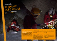 Inbjudan Workshop Rope Rescue 21 maj 2015