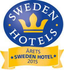 Sweden Hotels Gala 2015 - nomineringar Årets Sweden Hotels 2015