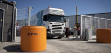 Statoil åbner Danmarks første sikrede lastbilparkering