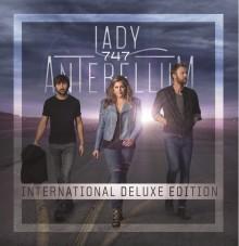 "Sverigeaktuella Lady Antebellum släpper ""747 – Deluxe Tour Edition""  den 23:de februari!"