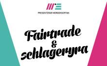 Morgonsoffan 19 mars - Fairtrade och schlageryra