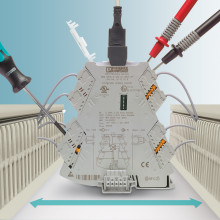 Highly compact isolation amplifiers now with UL HazLoc