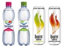 Coca-Cola satser på vann og kalorifri energidrikk