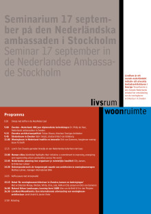 Program - LivsRum 17 september