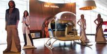 Ta en selfie med ABBA:s helikopter på Arlanda