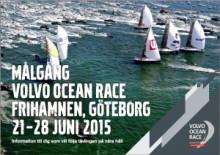 Volvo Ocean Race i Nordstan 21-28 juni