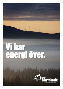 Vi har energi över