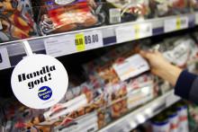 Konsumenter beredda betala för svenskt kött