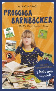 Proggiga barnböcker - Nu i pocket!
