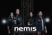 Tioårsjubileum för Nemis på Sweden Rock Festival