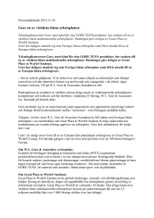 PDF Gore GPTW