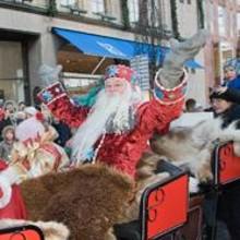 På söndag är det premiär för årets jul på NK Stockholm.