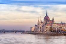 Budapest er sommerens raket