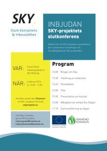 Program för SKY-konferensen