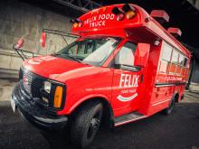 Dags för sommarturné med Felix Food Truck!