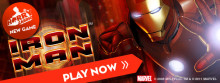 Iron Man Slot now launched