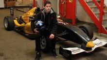 Jonasson till start i Sundahls JSM-vinnande Formel Renault