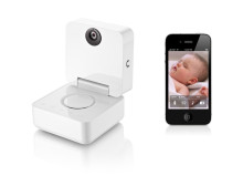 Withings babycall med kamera
