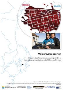 Millennium-rapporten: Ekonomiska effekter och exponeringsvärdet av Stockholmsregionen i de svenska Millennium-filmerna
