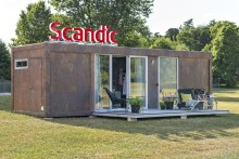 Scandics mobila hotellrum vinner brons i reklamtävlingen Cannes Lions