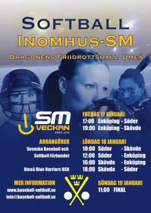 Inomhus-SM avgörs i Umeå