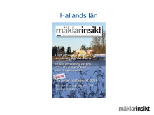 Mäklarinsikt Hallands län 2016:1