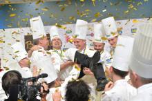 Tommy Myllymäki vann EM i matlagning/Bocuse d'Or Europe med hjälp av råvaror från Bohuslän