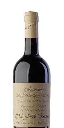 Amarone 2008 från druvkungen Romano Dal Forno