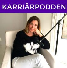 Karin Jihde gästar Karriärpoden